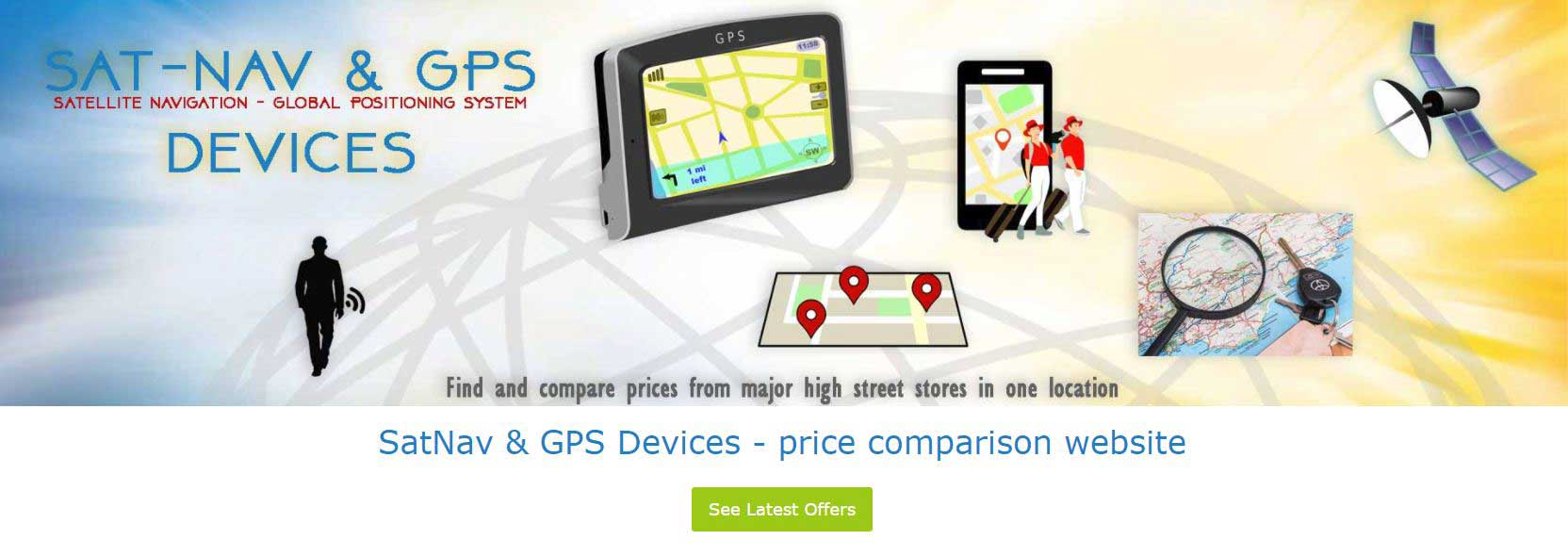 SatNavGPS Devices