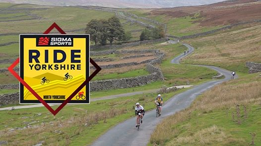 Sigma Sports Ride Yorkshire