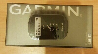 Garmin Edge 130 GPS Bicycle Computer - Black .*New &Sealed*